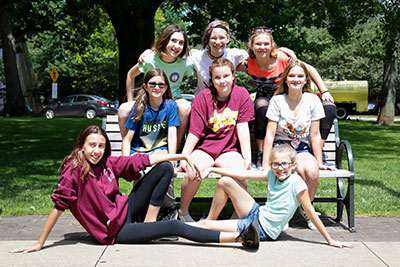 Campus Life Small Groups